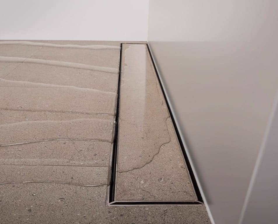 Tile Channel Drain